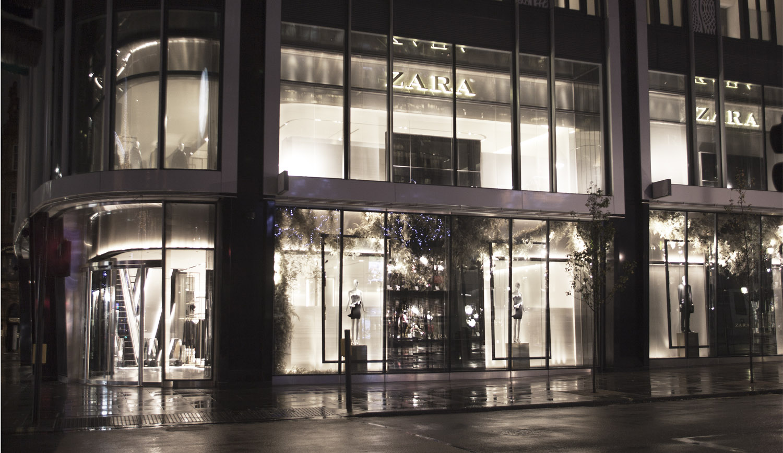 Elsa urquijo architects architecture design projects - Zara gran plaza 2 ...