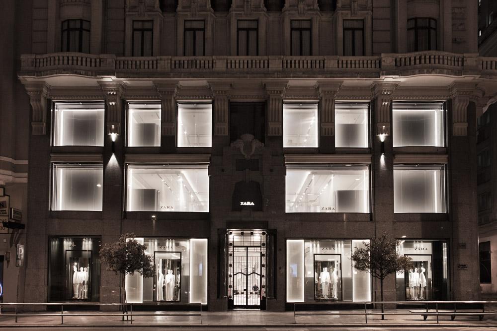 Elsa urquijo arquitectos estudio arquitectura dise o - Zara gran plaza 2 ...